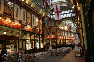 best cheap hotel near leadenhall market