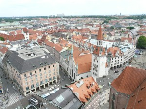 Travel to Munich